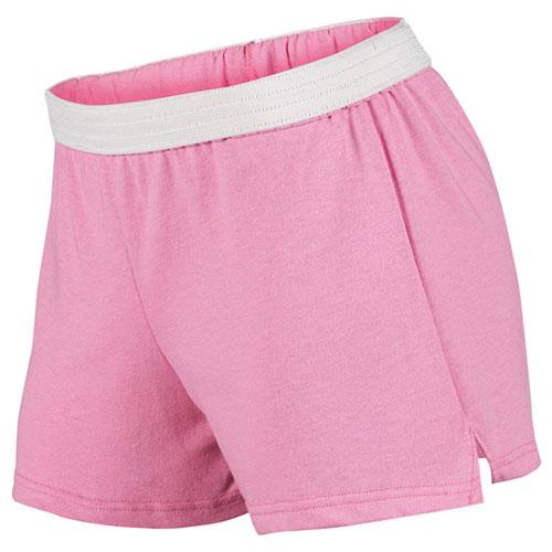 Women's Cheer Shorts, Pink, swatch
