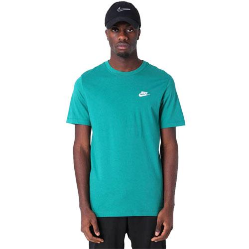 Men's Club Short Sleeve Tee, Green, swatch