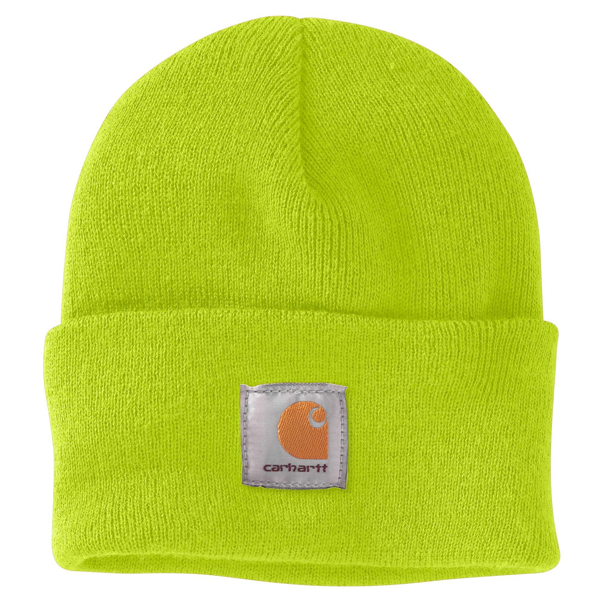 M Cotton Canvas Cap, Lime, swatch