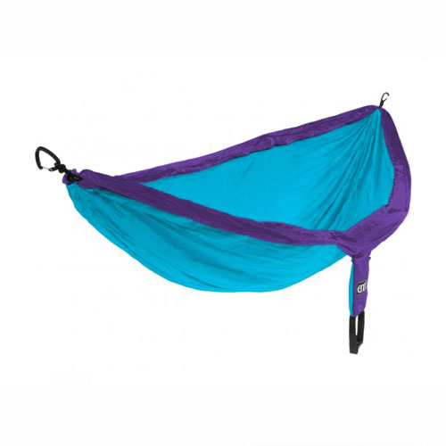 Doublenest Hammock, Blue/Purple, swatch