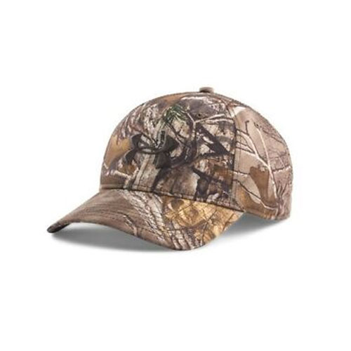 Men's Camo Mesh Cap 2.0, Camouflage Brown, swatch