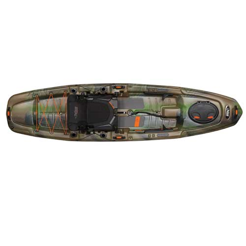 Catch 120 Angler Kayak, Camouflage, swatch