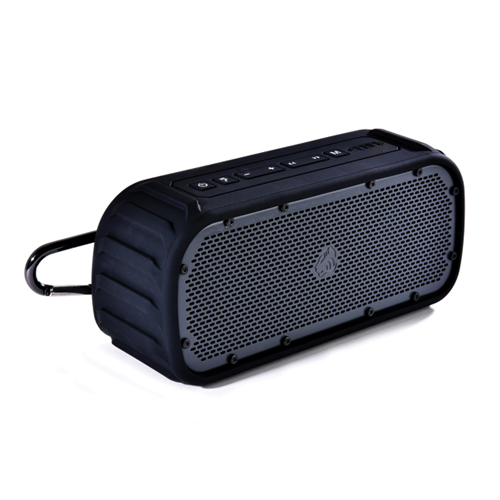Corbett 1s Rugged Bluetooth Speaker, Black, swatch