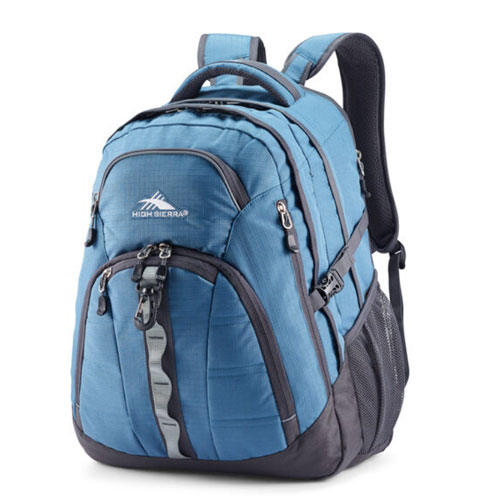 Access II Backpack, Dark Teal, swatch