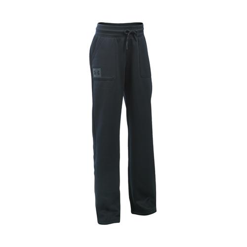 Girls' Storm Fleece Training Pants, Dark Gray,Pewter,Slate, swatch
