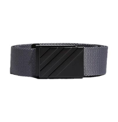 Men's Webbing Golf Belt, Gray, swatch