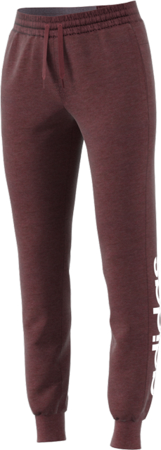 Women's Essentials Linear Jogger Pants, Red, swatch