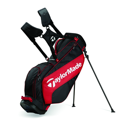 TM 3.0 Lite Stand Bag, Black/Red, swatch