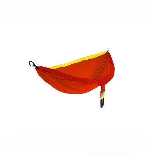 Doublenest Hammock, Red/Yellow, swatch