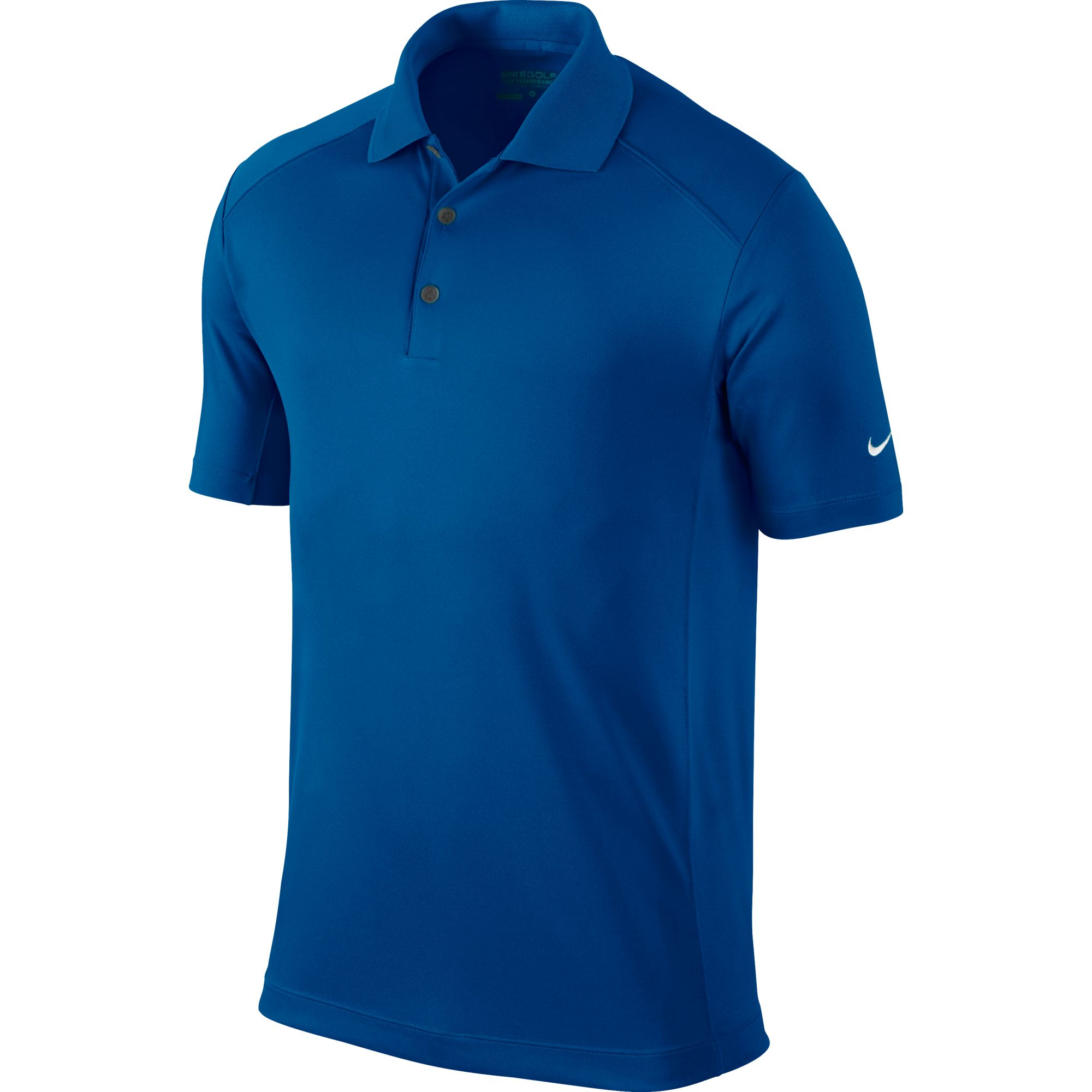 Men's Victory Solid Polo Golf Shirt, Royal Bl,Sapphire,Marine, swatch
