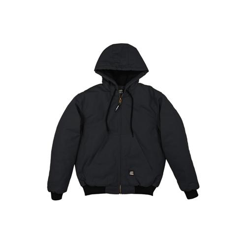 Original Hooded Jacket, Black, swatch