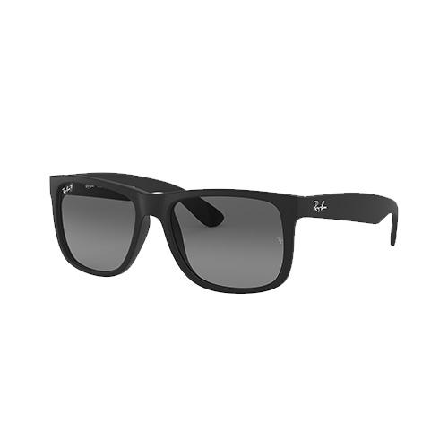 Justin Classic Polarized Sunglasses, Black/Gray, swatch