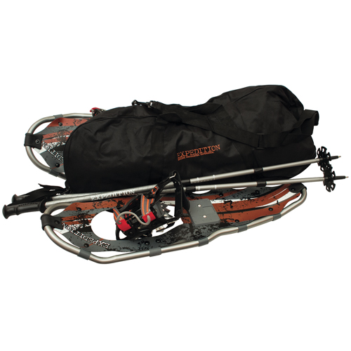 """9""""x25"""" Truger II Snowshoe Kit, Gray, swatch"""