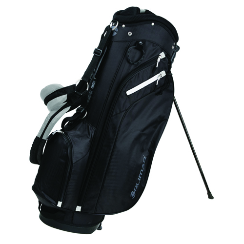 SRX 7.4 Golf Stand Bag, Black, swatch