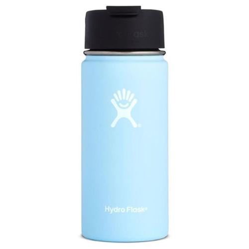 16 Oz Wide Mouth Water Bottle, Lt Green,Mint,Fern,Seafom, swatch
