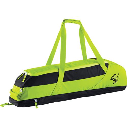 MVP Edge Bat Bag, Neon Yellow, swatch