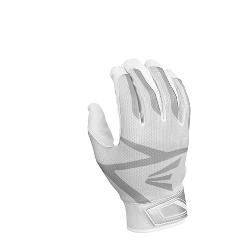 Men's Z3 Hyperskin Batting Gloves, White/White, swatch