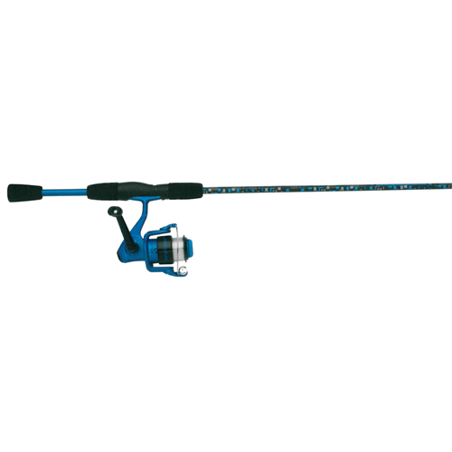 Amphibian Spinning Combo, Blue, swatch