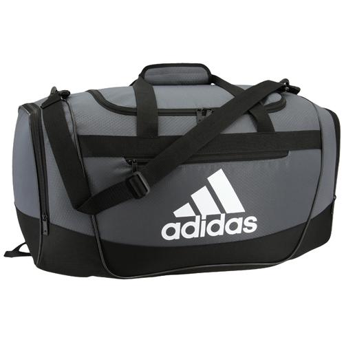 Defender III Small Duffel Bag, Gray, swatch