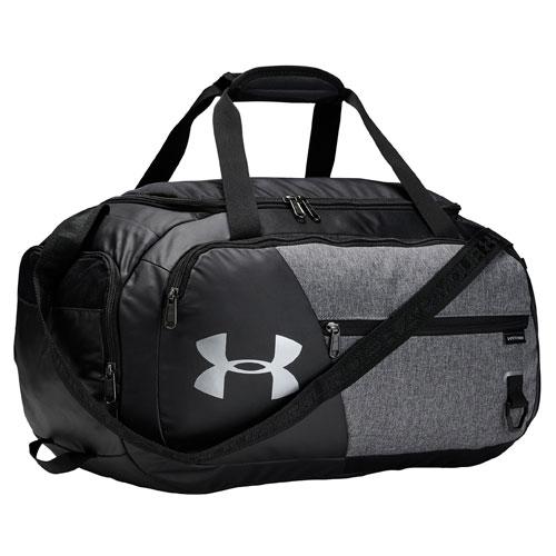 Undeniable 4.0 Medium Duffel Bag, Heather Gray, swatch