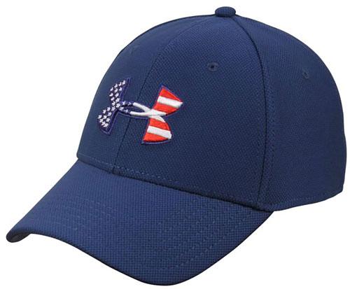 Men's Freedom Blitzing Cap, Navy, swatch