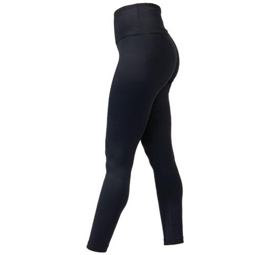 Women's Hi Waist Brushed Inside Legging, Black, swatch
