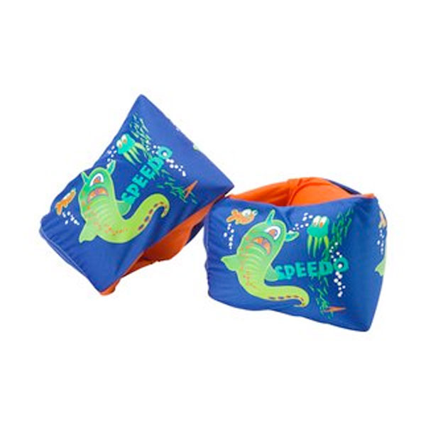 Fabric Arm Bands, Blue, swatch