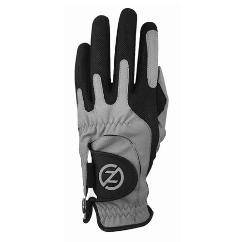 Men's Compression Left Hand Golf Glove, Silver,Chrome,Nickel, swatch