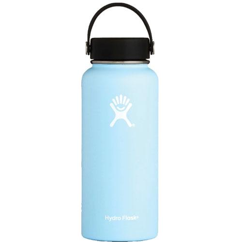 32 Oz Wide Mouth Water Bottle, Lt Green,Mint,Fern,Seafom, swatch