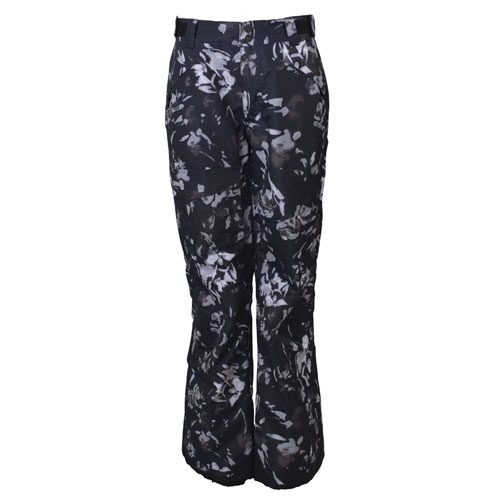 Women's Statement Ski Pants, Floral, swatch