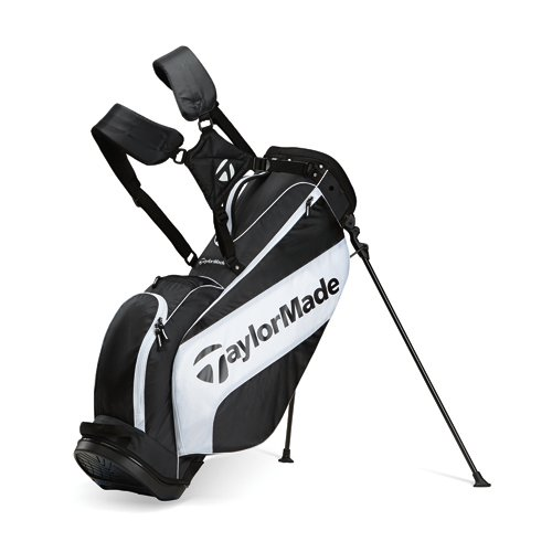 TM 3.0 Lite Stand Bag, Black/White, swatch
