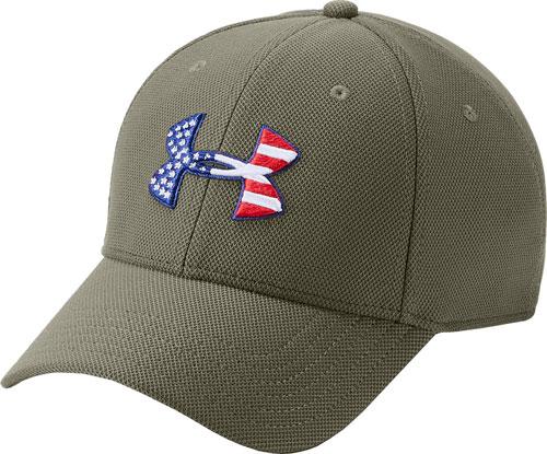 Men's Freedom Blitzing Cap, Green, swatch