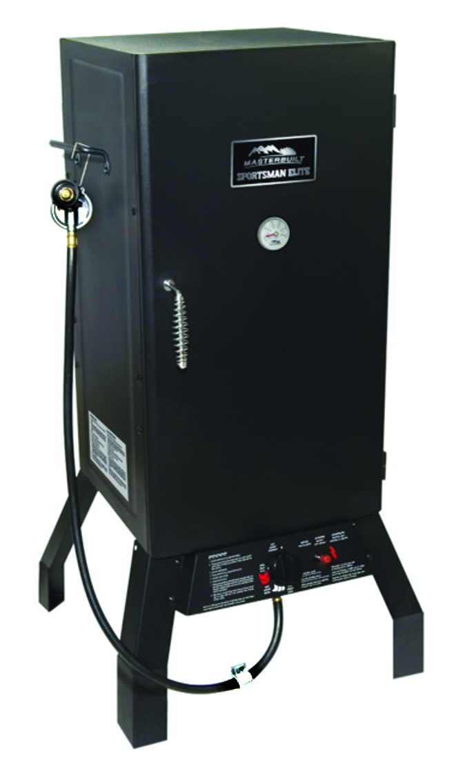 "30"" Sportsman's Elite Gas Smoker, , large"