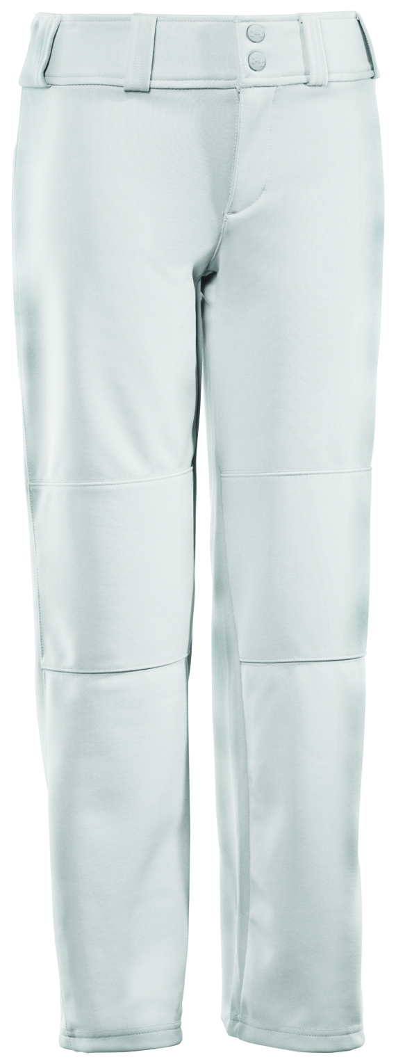 Youth Lead-off 2 Baseball Pant, White, swatch