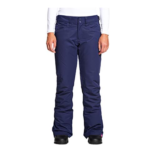 Women's Backyard Snow Pants, Blue, swatch