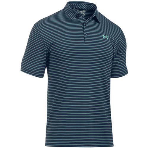 Men's Playoff Golf Polo, Bright Drk.Blue, swatch