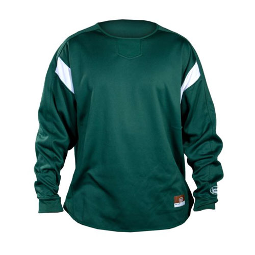 Adult Dugout Pullover, Dkgreen,Moss,Olive,Forest, swatch