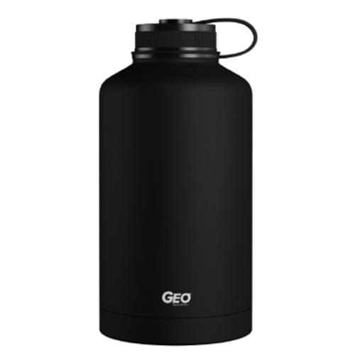 64oz Growler Bottle, Black, swatch