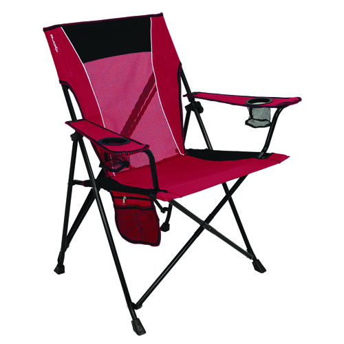Dual Lock Chair, Red, swatch