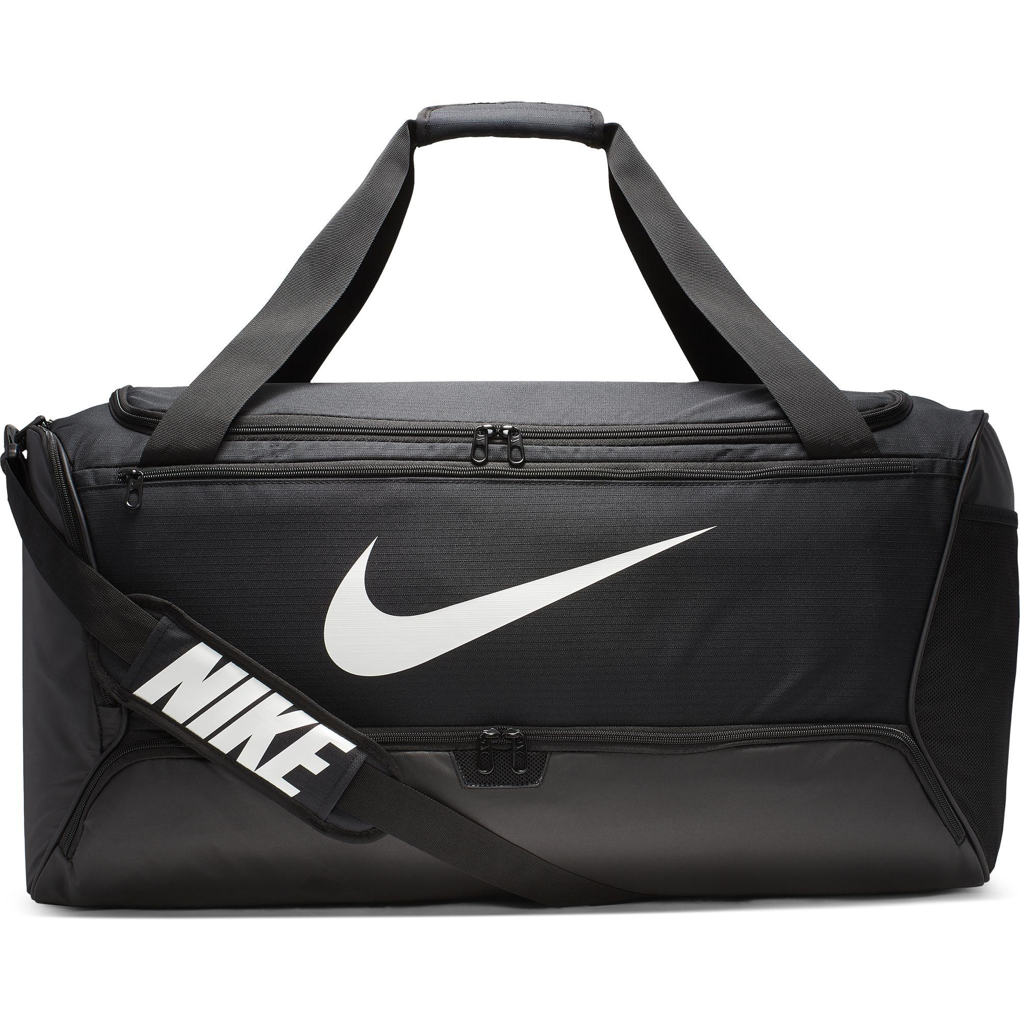 Brasilia Large Duffel Bag, Black/Black, swatch