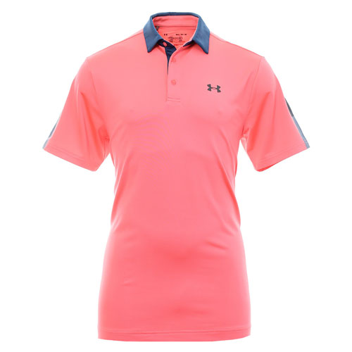 Men's Playoff 2.0 Polo, Red, swatch