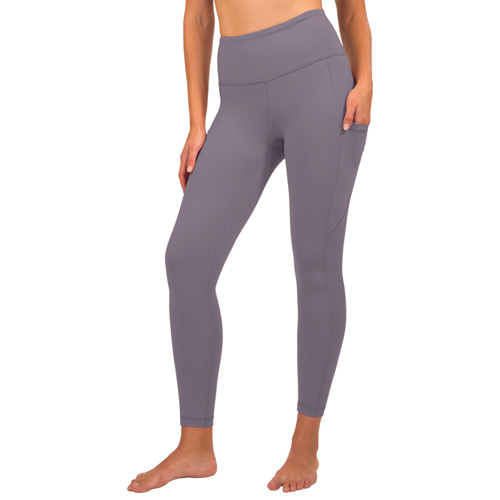 Women's Missy High Rise Legging, Charcoal,Smoke,Steel, swatch