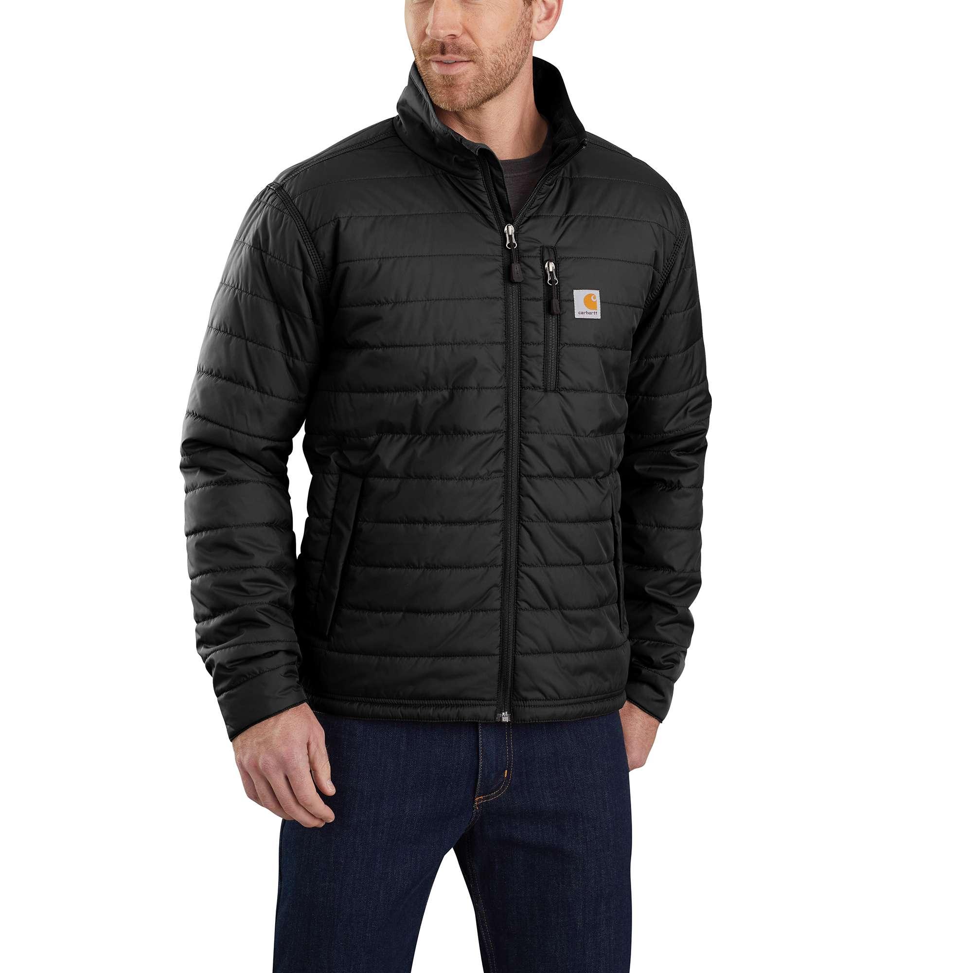 Men's Gilliam Jacket, Black, swatch