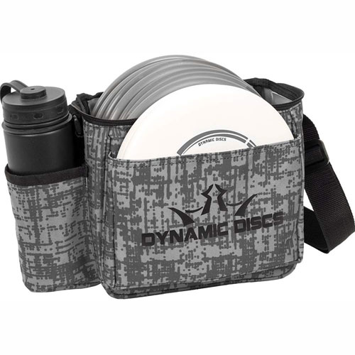 Cadet Starter Disc Golf Bag, Gray/Black, swatch