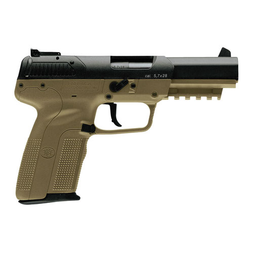 Five-Seenn 5.7X28MM Pistol, Flat Dark Earth, swatch