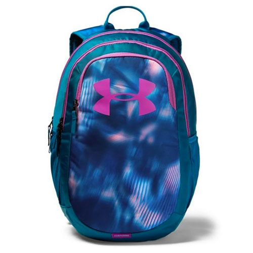 Scrimmage 2.0 Backpack, Teal/Purple, swatch