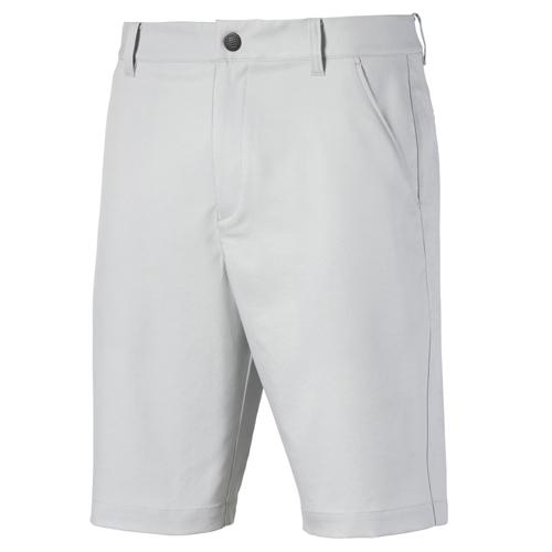 Men's Tech Golf Short, Gray, swatch