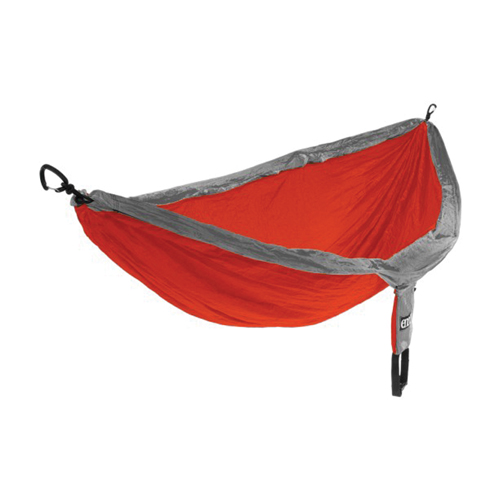 Doublenest Hammock, Orange/Gray, swatch