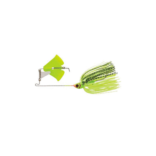 Pradco Lures Clacker Buzzbait, Chartreuse, swatch