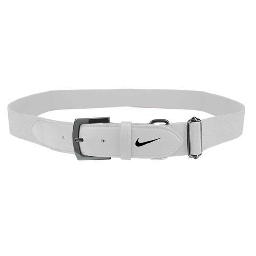 Adult Baseball Belt 2.0, White, swatch